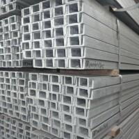 成都镀锌型材批发 Q235B镀锌槽钢 安钢镀锌槽钢 规格齐全 可镀锌材料加工