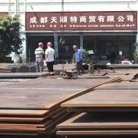 成都花紋板Q235B 天順特直供花紋板 重鋼一級代理 貨量充足 價格可談圖片