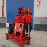 XY-200型矿用取芯钻机施工现场