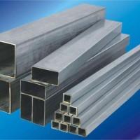 现货销售304不锈钢方管 不锈钢矩管 规格齐全 可按需定制非标不锈钢矩管 来电咨询图片