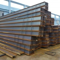 成都H型钢出售 百多隆商贸专营H型钢 H型钢规格?H型钢价格?图片