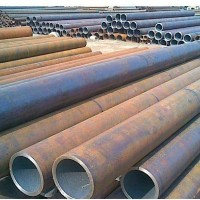 45號大口徑薄厚壁無縫鋼管 熱擴熱軋無縫鋼管 20號流體用鋼管 成都現貨圖片