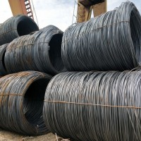 高线 线材大量批发 工程配送 钢厂直发 大品牌 质量优质图片