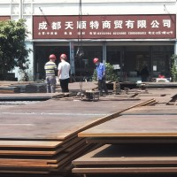 廠家直銷Q345B中厚板 重鋼中厚板 規格齊全 可定尺切割 中厚板價格圖片