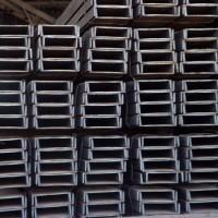 现货供应6.3#槽钢 8#槽钢 10# 12#槽钢角钢工字钢等型材产品图片