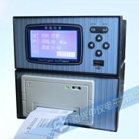 带打印一体化无纸记录仪ZYW203RP