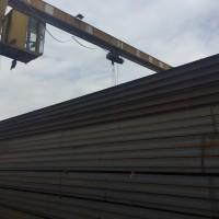 批發零售國標槽鋼 熱軋槽鋼 輕型槽鋼 規格齊全 搭建鋼結構槽鋼工字鋼閣樓工地用料圖片